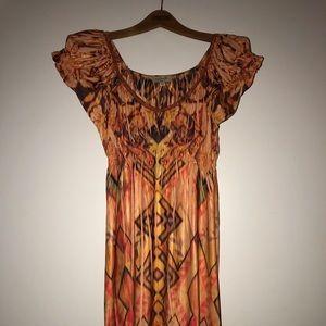 One World medium dress